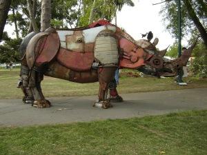 Ellerslie 2010 - Rhino 2